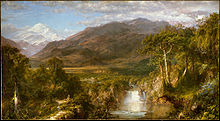 Frederick Edwin Church: The Heart of the Andes (1859)
