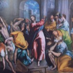 "El Greco: ""Christ Driving the Traders From the Temple"""