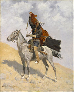 254px-Frederic_Remington_-_The_Blanket_Signal_-_Google_Art_Project