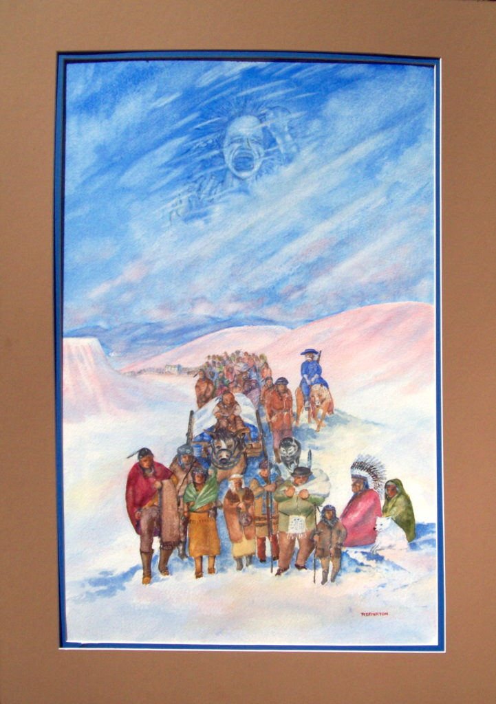 Anguished Spirit/Trail of Tears